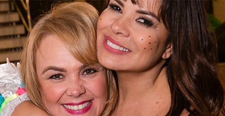 Mara Maravilha e Ana Paula Pituxita