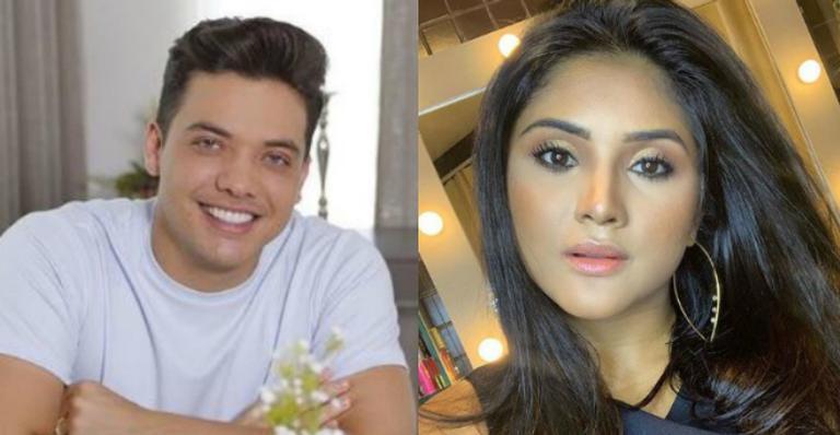 Wesley Safadão comenta briga com Mileide: ''Algumas coisas pendentes''