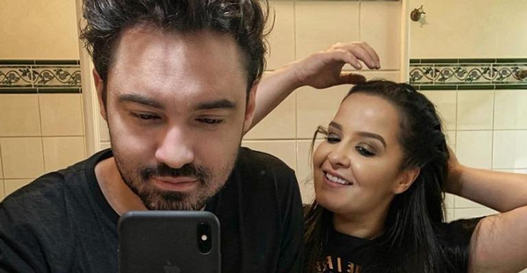 Maiara e Fernando Zor
