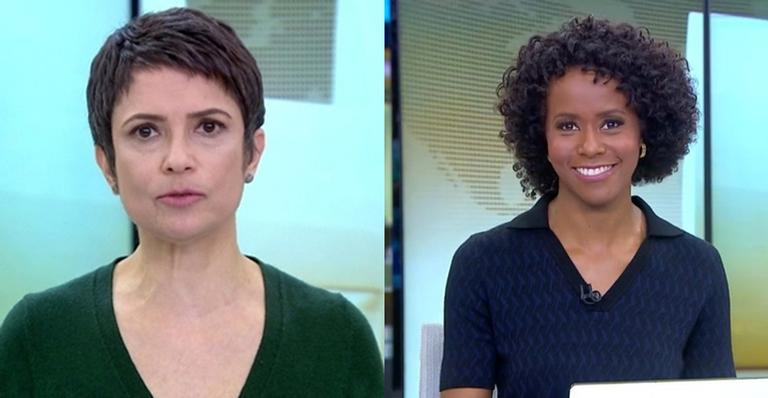 Sandra Annenberg e Maju Coutinho