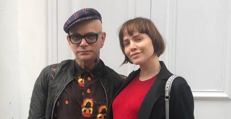 Neandro Ferreira e Letícia Colin