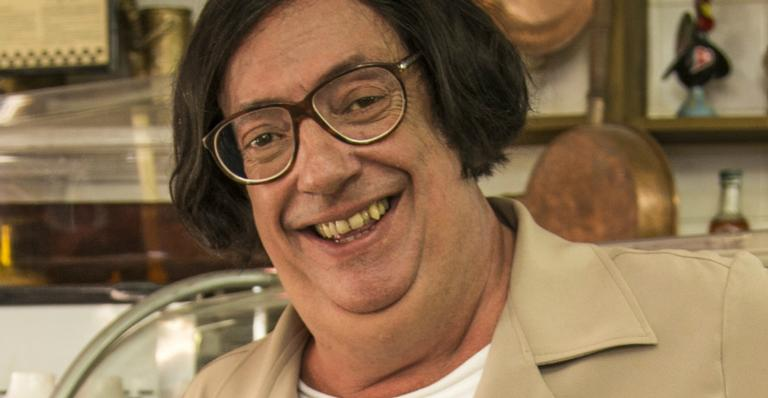 Marcos Oliveira como Beiçola em 'A Grande Família'