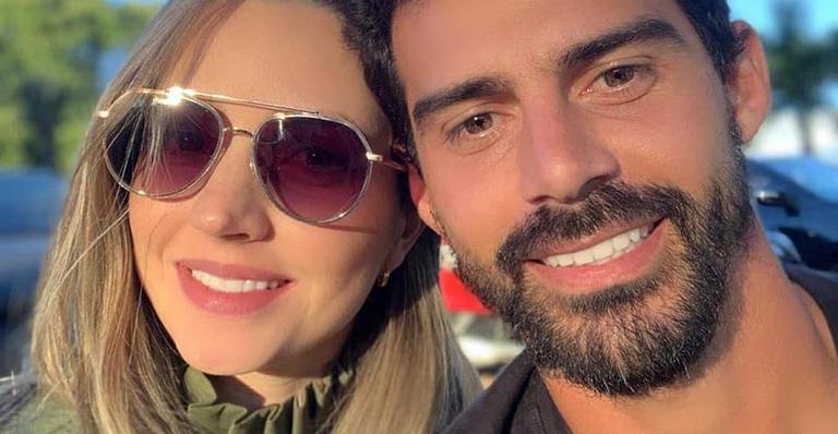 Caroline e Radames Martins
