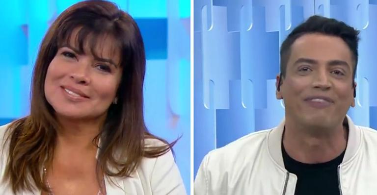 Leo Dias e Mara Maravilha