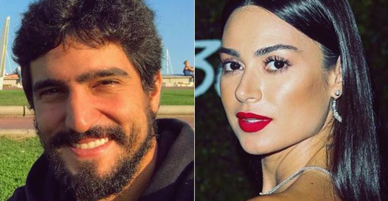 Thaila Ayala e Renato Góes