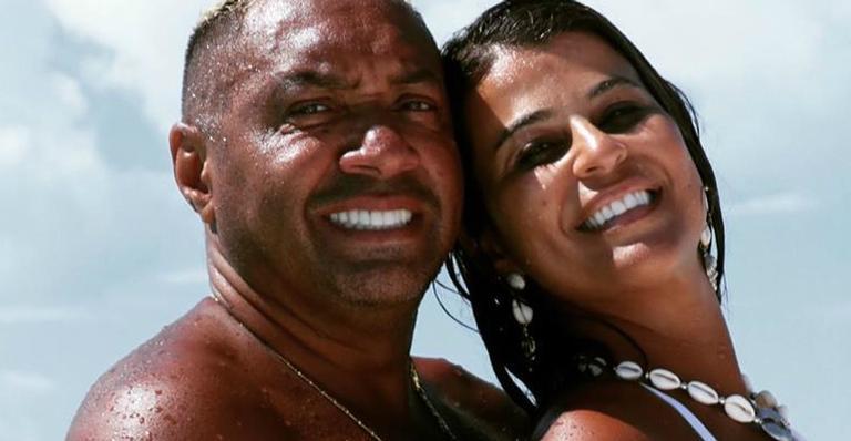 Tiririca e a esposa, Nana Magalhães
