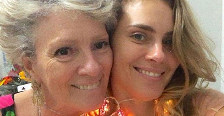 Morre mãe de atriz da Globo e ela emociona com despedida: 'Ainda não acredito'