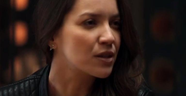 Nathalia Dill como Fabiana em 'A Dona do Pedaço'