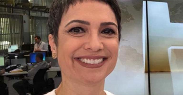 Emocionada, jornalista fez post assim que chegou no Rio para momento histórico na carreira