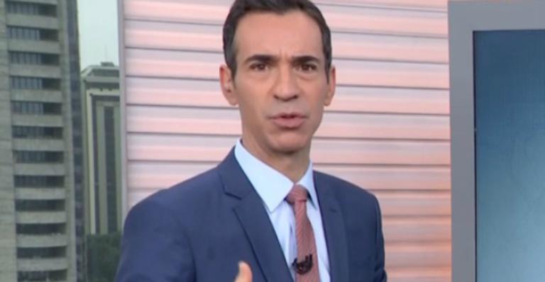 César Tralli no 'SP1'