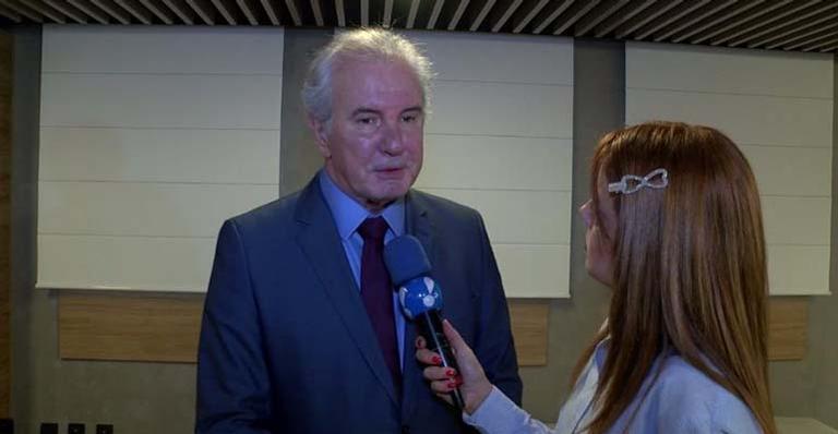 Celso Freitas no TV Fama