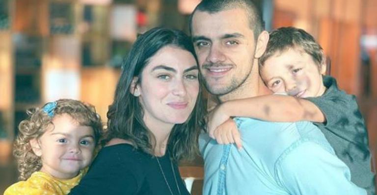Mariana Uhlmann abriu o jogo ao revelar reação dos filhos após descobrirem novo irmãozinho