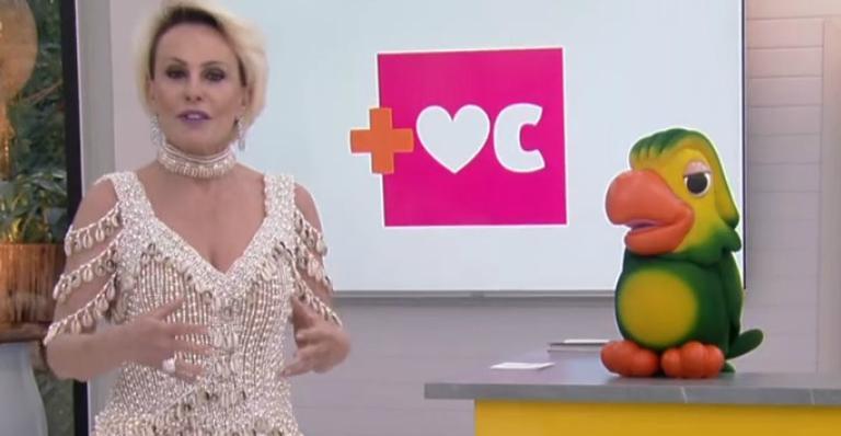 Ana Maria Braga no 'Mais Você'