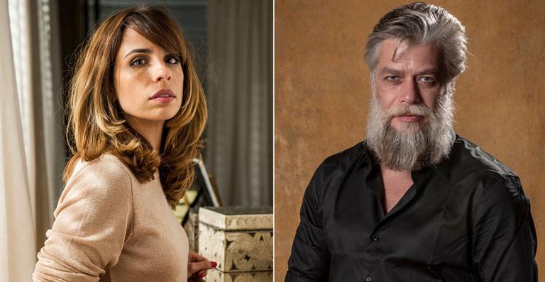Globo escala ex-casal Fábio Assunção e Maria Ribeiro para viverem amantes na TV