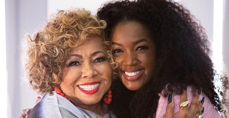 Há 10 dias do Rock in Rio, as duas cantoras lançaram versão da música 'Chain Of Fool'