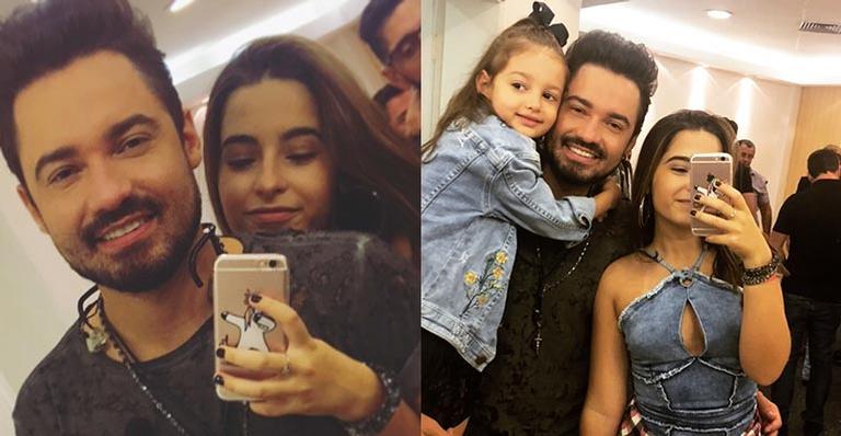 Filha de cantor sertanejo choca ao revelar que repetiu de ano na escola por sentir a falta do pai em sua rotina