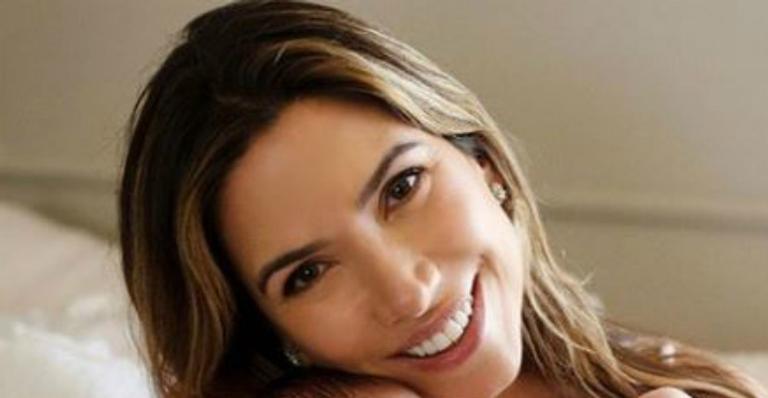 Patricia Abravanel divide raro vídeo do caçula e beleza impressiona