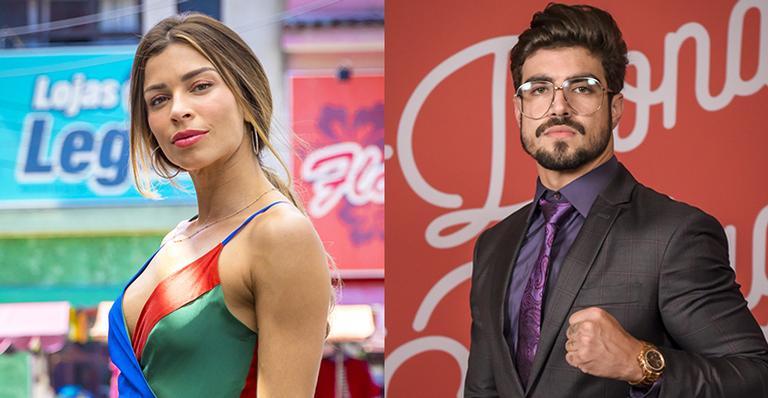 Ator recusa fotos durante ida ao Rock in Rio com a atriz, diz colunista