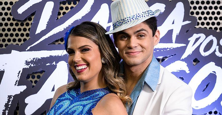 Humorista e dançarina terminam o namoro que começou na 'Dança dos Famosos'