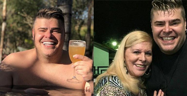 Rafael Vanucci fala sobre o estado de saúde da mãe, a cantora Vanusa