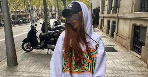 Rafaella Santos recebe comentário de ex-namorado