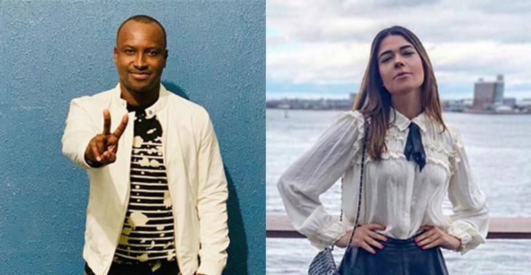 Após separação de cantor, morena abre o jogo sobre como conheceu Thiaguinho e Leo Dias expõe os detalhes