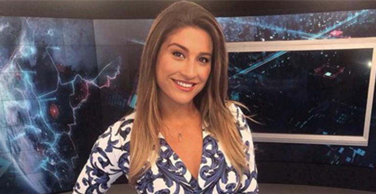 Kallyna Sabino é demitida do SBT