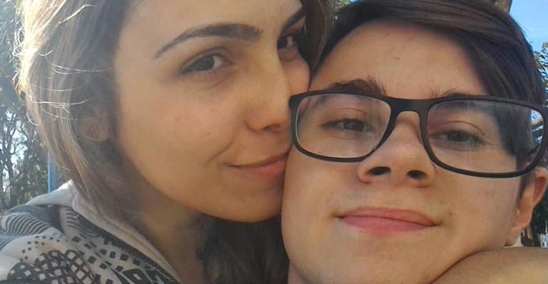Quatro meses após a morte de Rafael Miguel, namorada faz homenagem tocante