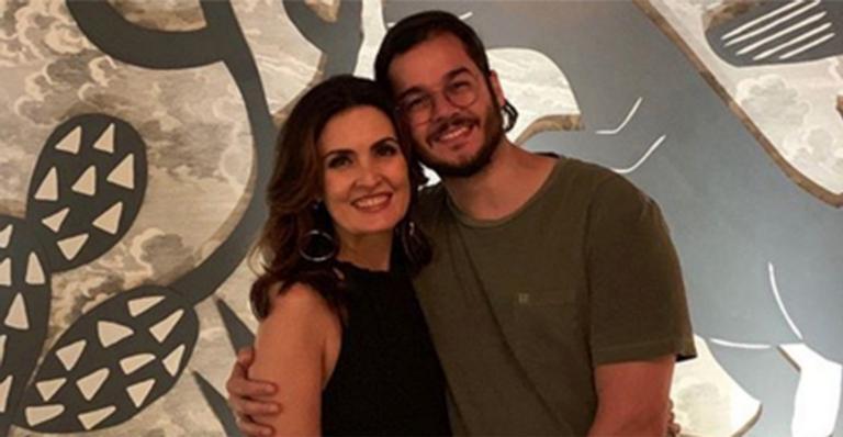 Túlio Gadelha surpreende ao falar sobre os filhos de Fátima Bernardes