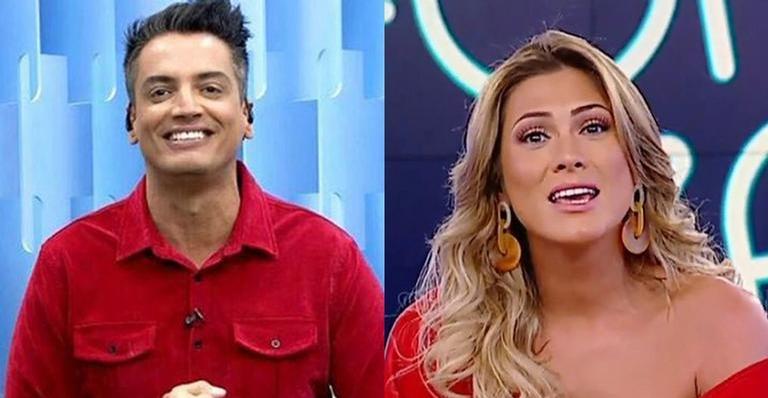 Leo Dias cita Lívia Andrade em nova mensagem na web