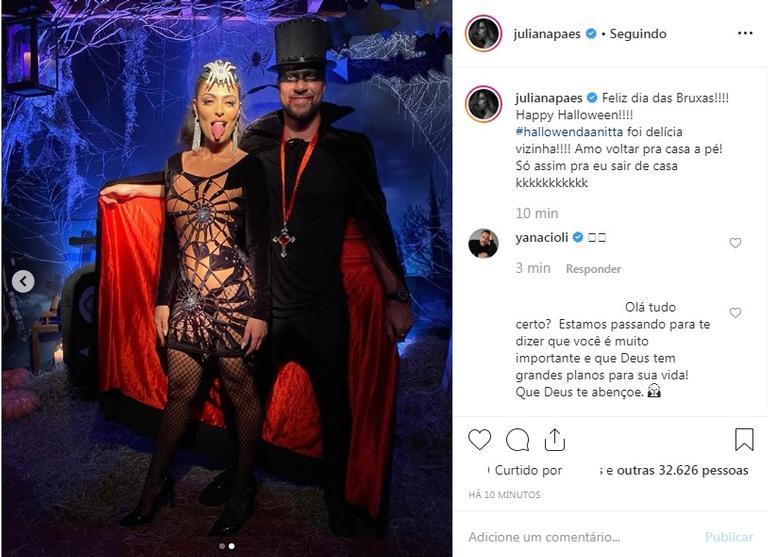 Juliana Paes Arrasa Com Microvestido Transparente Na Festa