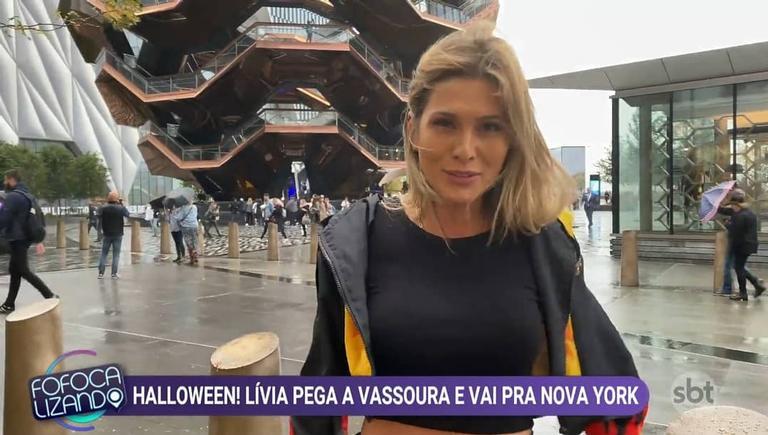 Lívia Andrade fica de fora do 'Fofocalizando'