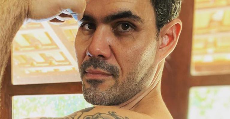 O ator rebateu críticas que recebeu nas redes sociais após polemizar sobre masculinidade e família