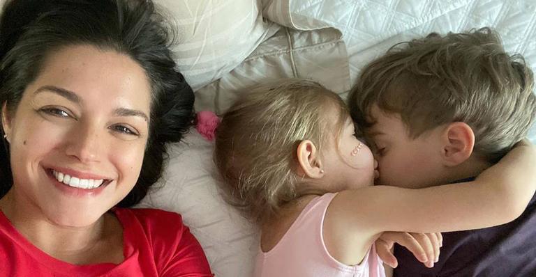 Mãe de dois, atriz surpreendeu os fãs ao comentar planos sobre nova gestação e seu retorno às telinhas