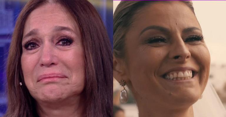 Susana Vieira: emoção no 'Se Joga'