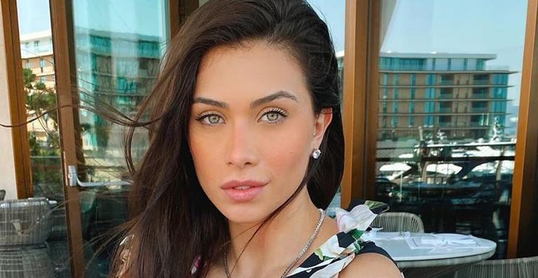 Flávia Pavanelli assume namoro com empresário