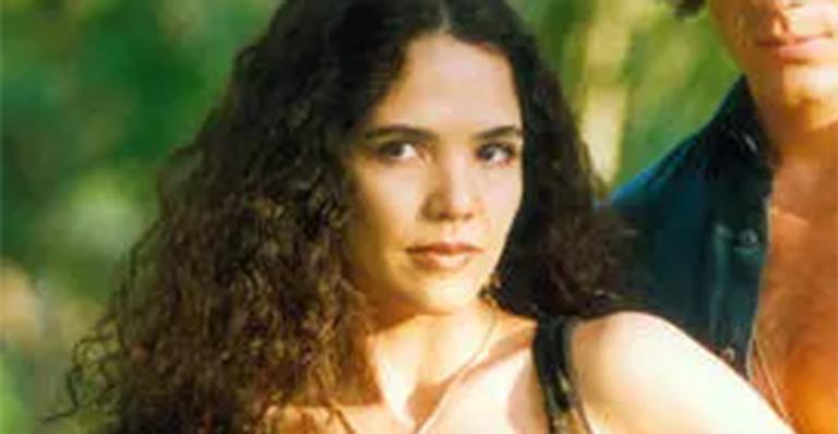 Eterna cigana Dara de Explode Coração, atriz apareceu bem diferente com os filhos