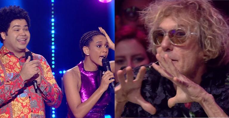 Após climão e erro ao vivo, Taís Araújo precisou intervir: ''Segue o baile''