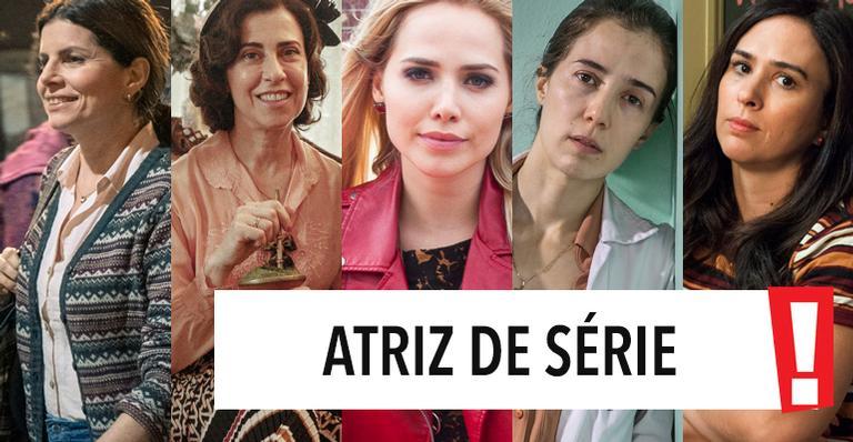 Conheça os indicados ao posto de melhor atriz de série de 2019; vote!