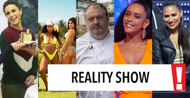 Conheça os indicados ao posto de melhor reality show de 2019; vote!