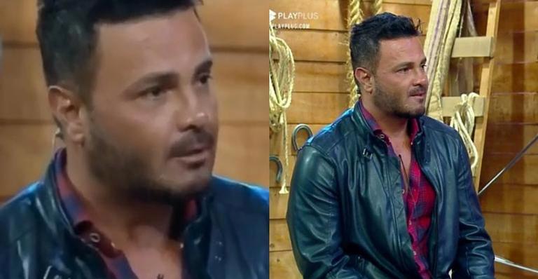 Ao deixar A Fazenda, ex-Dominó desabafa ao ser informado da morte de apresentador: 'Um pesadelo'
