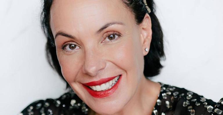 A atriz está curtindo suas férias em viagem à Bahia