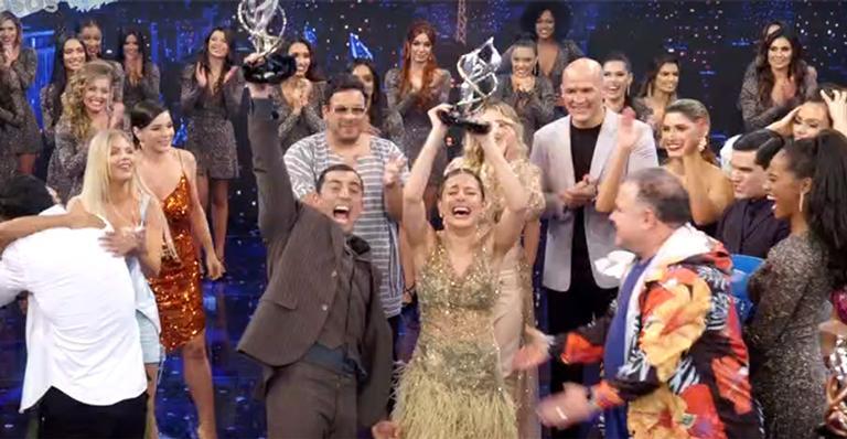 Kaysar Dadour é o grande campeão da Dança dos Famosos 2019