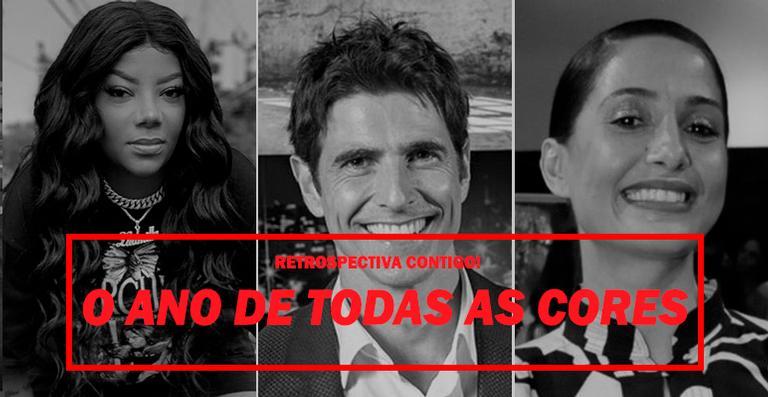 Reynaldo Gianecchini, Camila Pitanga, Ludmilla e mais famosos revelaram que o importante é amar