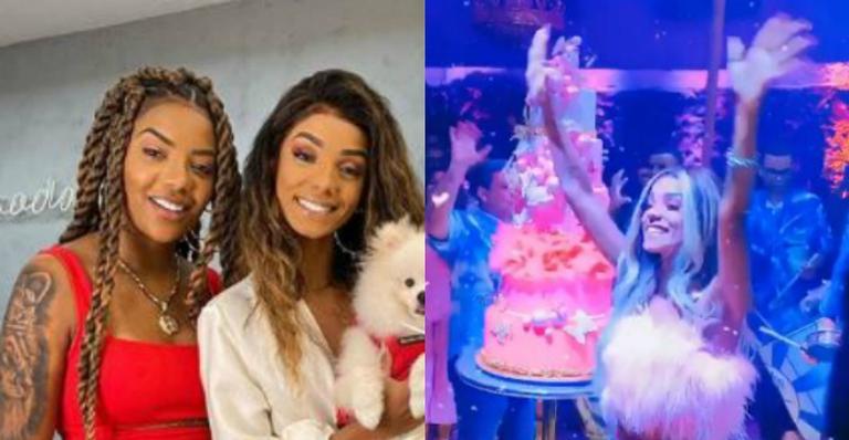 Funkeira caprichou no festão de aniversário da namorada e dividiu todos os detalhes na web