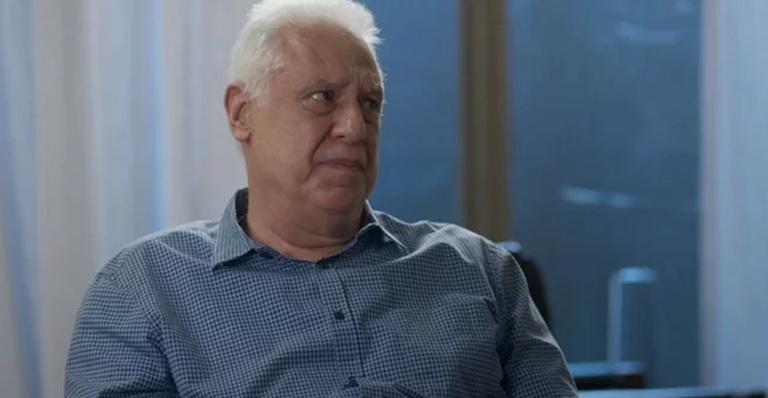 Emoção: após ter o corpo cremado, Alberto ainda terá uma última conversa com Paloma