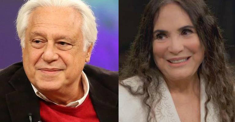 Antônio Fagundes comenta Regina Duarte como Secretária de Cultura: ''Tenho  pena''