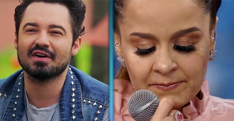No Arquivo Confidencial, cantor falou pela primeira vez na TV sobre o amor pela namorada