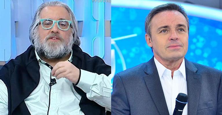 Apresentador do Fofocalizando dá opinião polêmica sobre disputa pela herança de Gugu Liberato