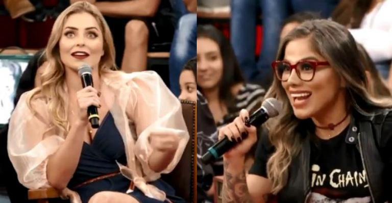 Campeã do BBB tentou defender Petrix mas foi reprimida por ex-sister Vanessa